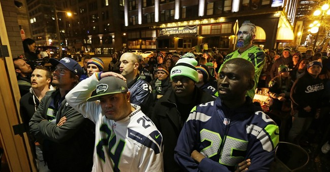 "Fans in Seattle reeling after ""heartbreaking"" loss"