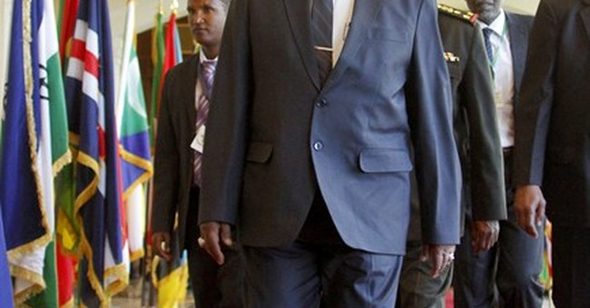 African leaders to court: Drop cases against top Africans