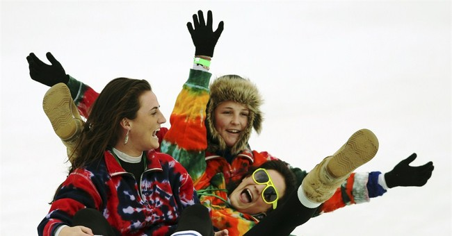 Toboggan Championships offer a  swift, snowy thrill ride