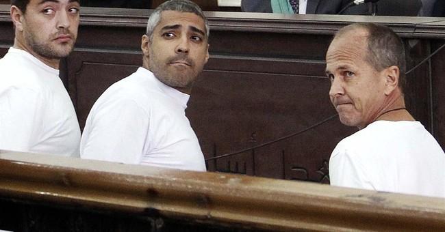 Egypt releases imprisoned Al-Jazeera reporter