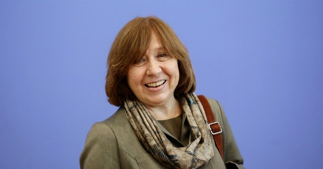3 books by Nobel winner Alexievich coming out in US