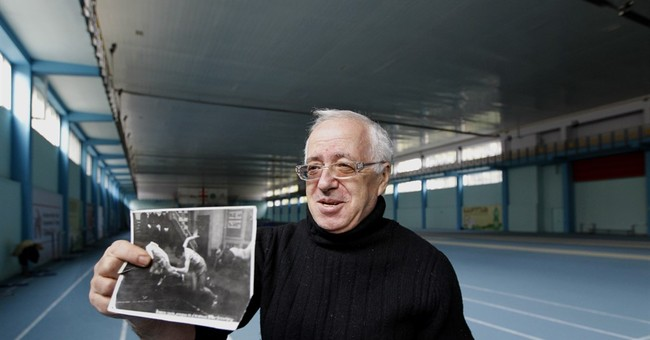 AP Exclusive: A Soviet sprinter who said no to steroids
