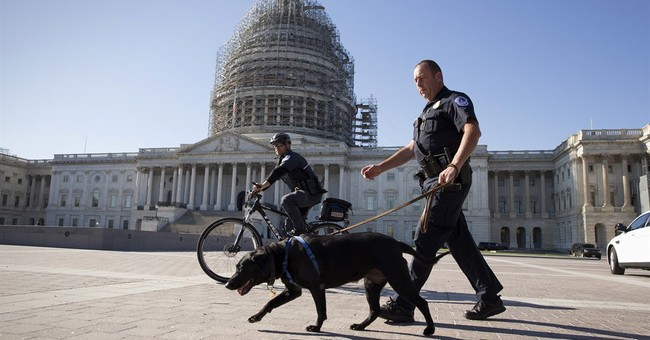 Capitol Police: No specific threat to Capitol but be careful