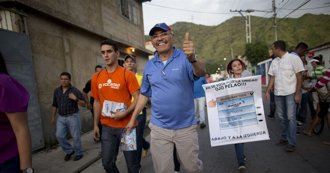 Confusing candidates on ballot vex Venezuela opposition