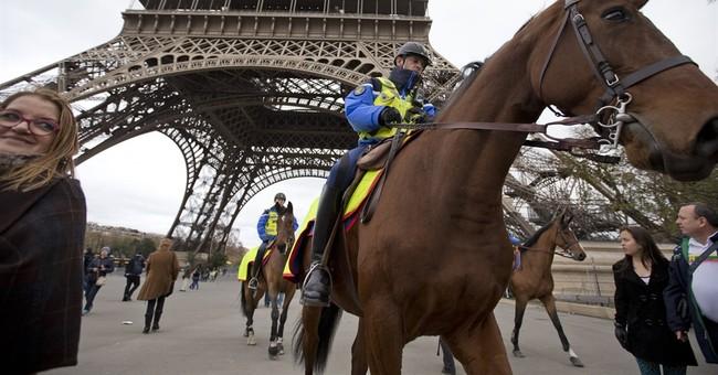 Syria's civil war now Europe's war after Paris attacks