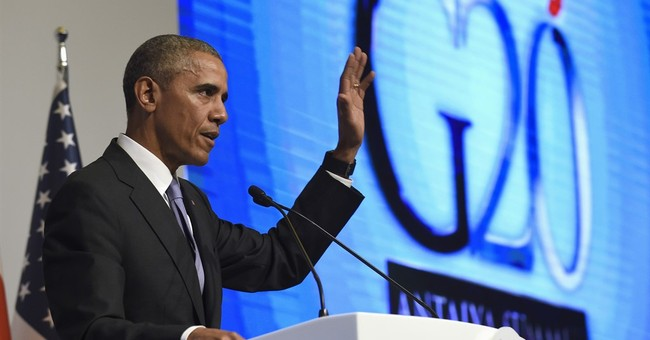 Despite Paris, Obama rejects calls for shift in ISIS fight