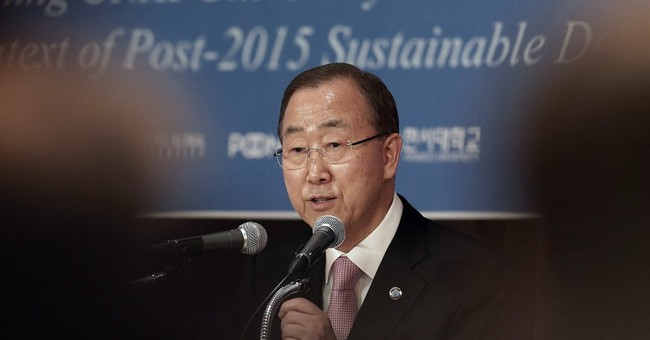 Report: UN chief to visit North Korea this week