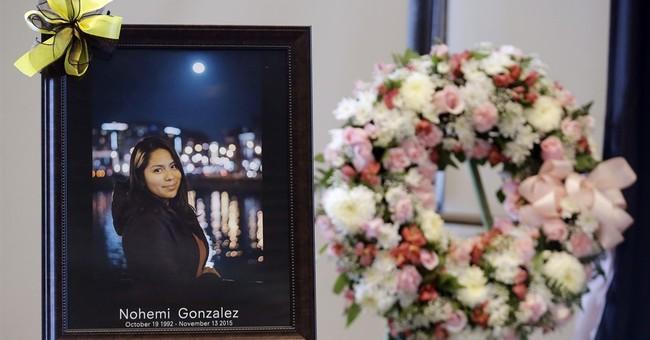 Hundreds attend vigil for California student killed in Paris