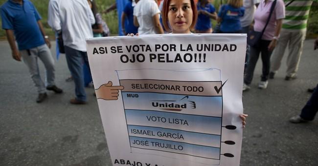 Confusing candidates on ballot vex Venezuela opposition