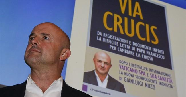 Journalist snubs Vatican magistrates seeking to question him