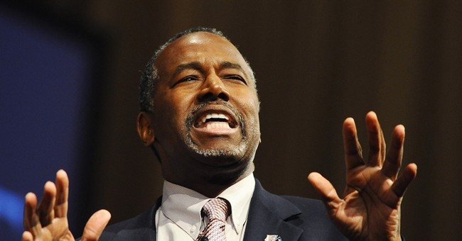 Carson sometimes deviates from GOP health care thought