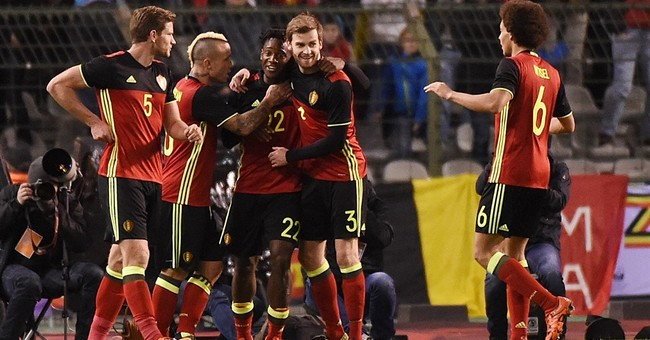 Belgium calls off Spain game after raised security alert