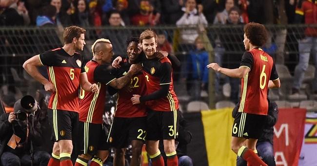 Belgium calls off Spain game after raised security alert