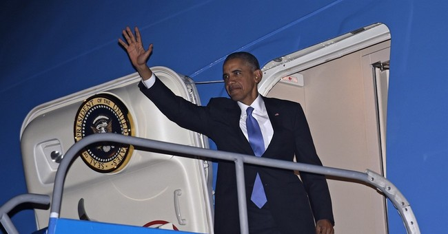 Obama vows commitment to maritime security