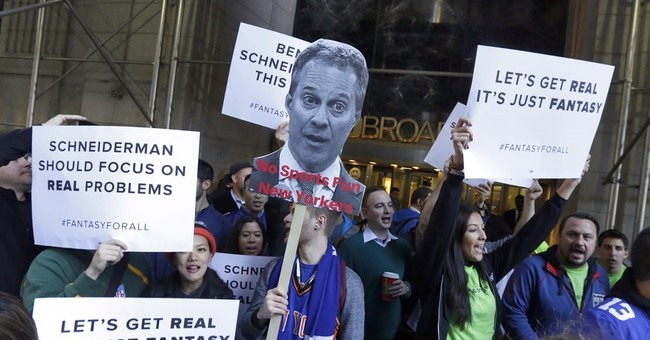Column: DraftKings, FanDuel wrong for now, but on right side