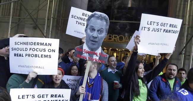 Daily fantasy sports showdown spotlights NY attorney general