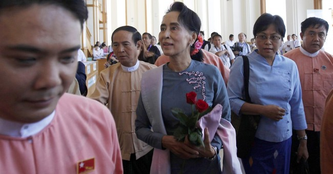 Election losers can still make laws in Myanmar for 2½ months