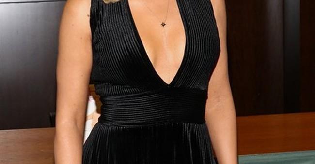 'It's very weird': Kardashian balances book push with drama