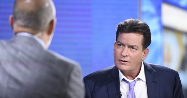 Charlie Sheen says he is HIV-positive, bad boy days are over