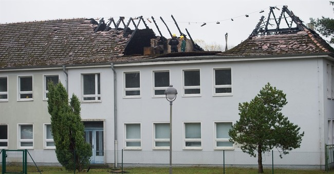 Over 700 crimes against refugee shelters in Germany in 2015