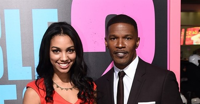 Jamie Foxx's daughter, Corinne, named Miss Golden Globe