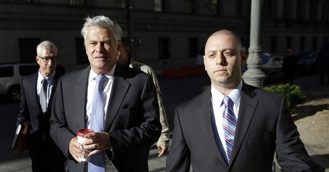 Prosecutor: Ex-NY Senate boss extorted bribes to enrich son