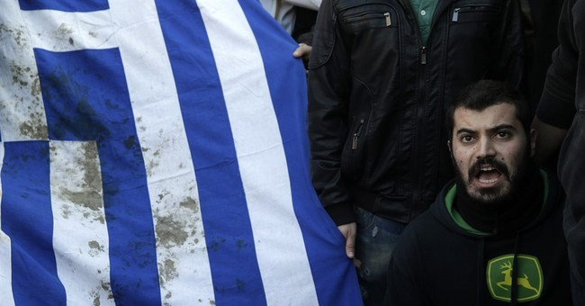 Thousands march in Greece to honor 1973 student uprising
