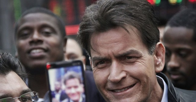 Charlie Sheen's statement on being HIV positive