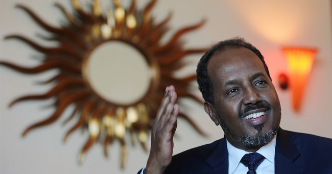 AP Interview: Somali president says al-Qaida, IS same 'evil'