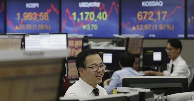 Stocks waver in early trading on mixed retail results