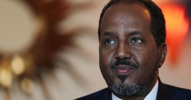 AP Interview: Somali president says al-Qaida, IS same 'evil'