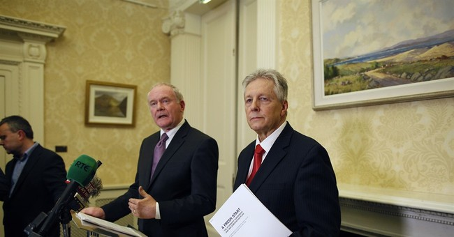 Parties reach deal to sustain Northern Ireland power-sharing