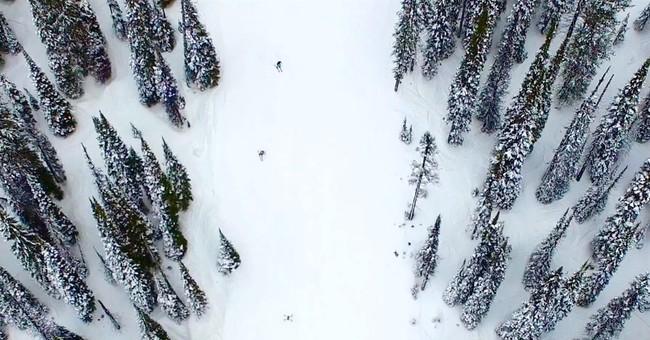 Some US ski resorts explore possibility of 'drone zones'