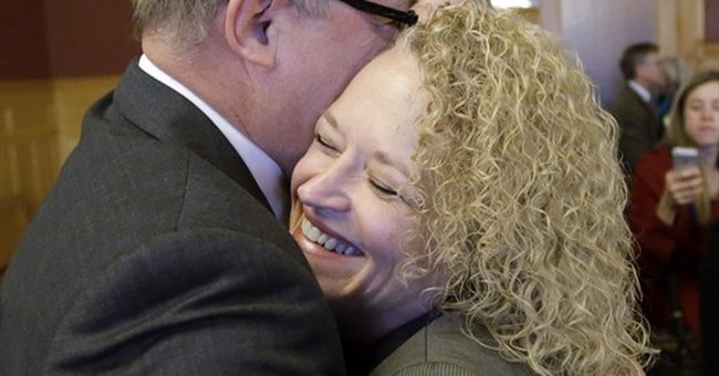 The Latest: Openly gay Salt Lake City mayor to work for all