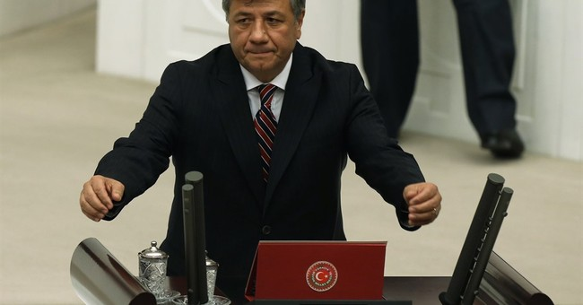 Turkey's Erdogan asks PM Davutoglu to form new government
