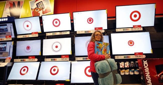 Target profit climbs as customer traffic increases