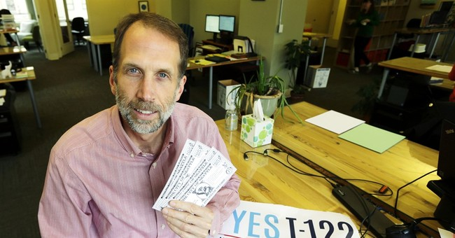Seattle gives cash to turn average Joe into political player
