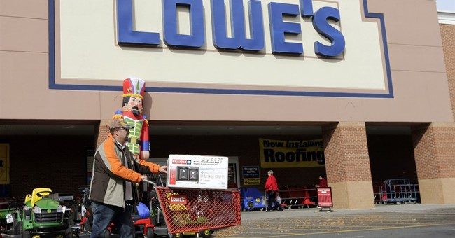 Lowe's 3rd-quarter results top Street  view as sales climb
