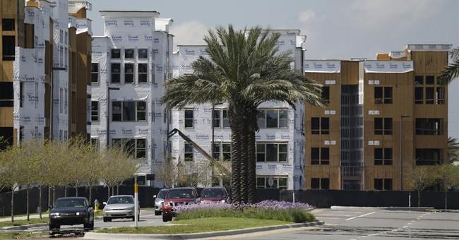 Oct. home construction slumps on fewer apartment buildings