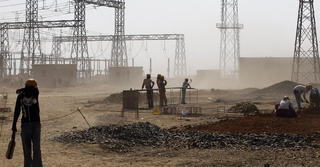 OECD countries to limit overseas financing for coal plants