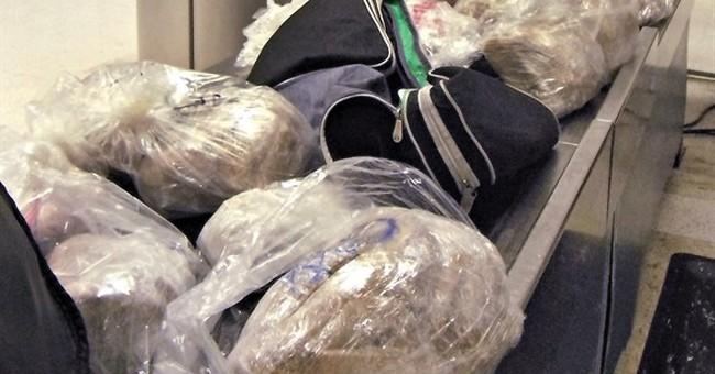 Tamale takedown: Traveler carried 450 illegal pork tamales