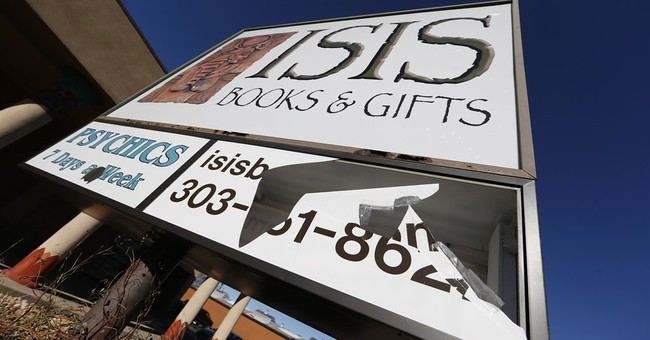 Colorado spirituality bookstore named Isis gets vandalized