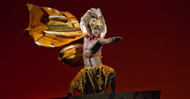 Broadway's 'The Lion King' pushes into virtual reality