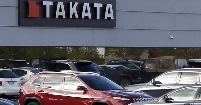 Honda has the most high risk models in Takata air bag recall