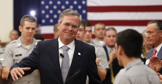 Bush calls for US ground forces to fight Islamic State