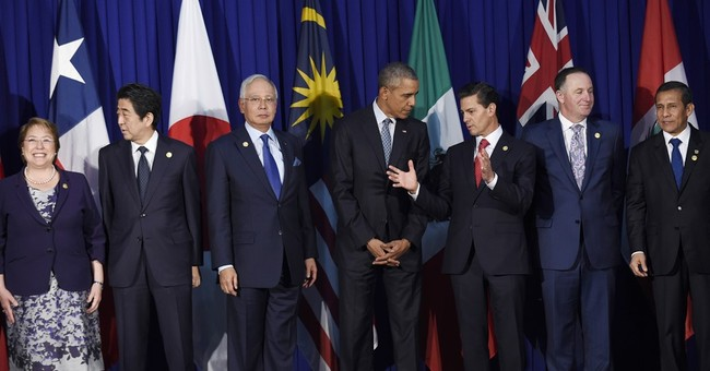 Obama promotes trade deal in Asia