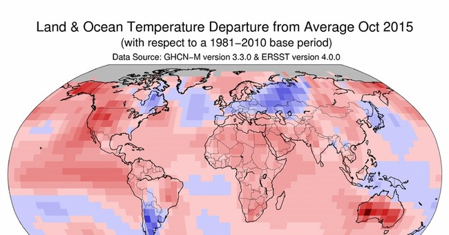 Absurdly hot October as Earth sets 8th heat record this year