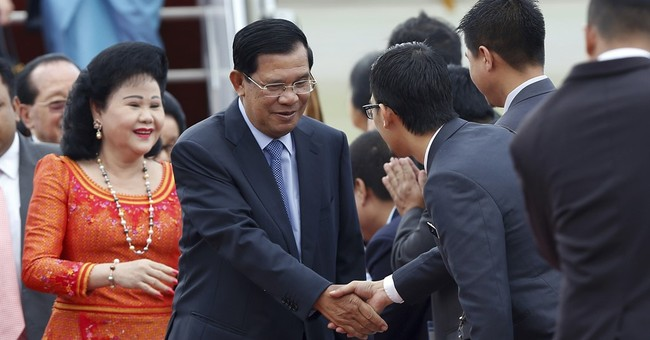 Court orders Cambodian opposition chief to hear new charges