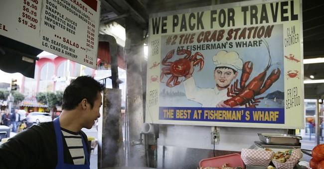 Oregon and Washington delay crab season because of toxin