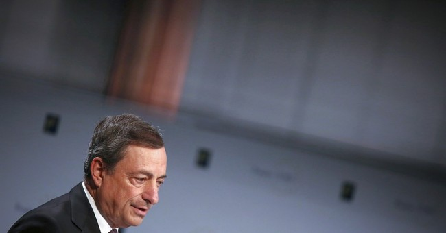 ECB chief: 'won't hesitate' to expand stimulus if needed